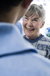 Seniorers behov for mundpleje