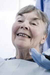 Tandpleje for seniorer