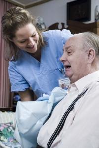 Typiske problemstillinger i forhold til mundpleje